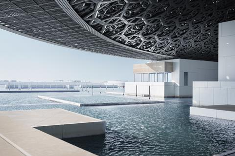 Jean Nouvel's Louvre Abu Dhabi